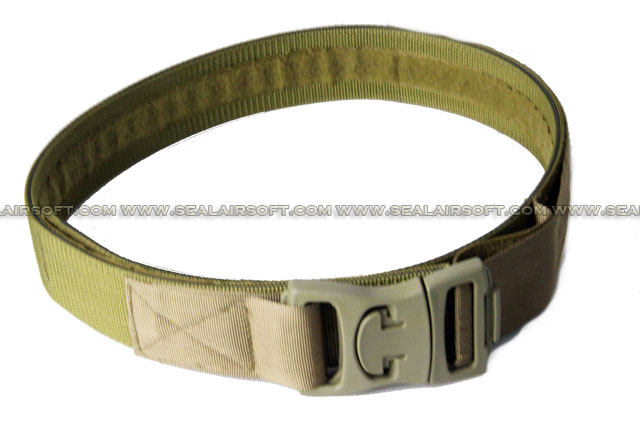 A.C.M. Tactical Duty Belt - Dark Earth