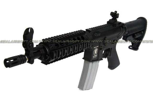 A.P.S. M4 CQB/R Electric Blowback Rifle (ASR 103)