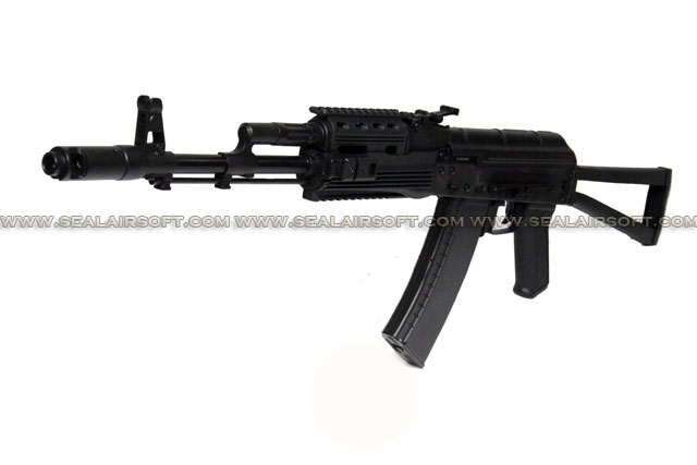 A.P.S. AK74 TDI Railed Electric Blowback Rifle (ASK 204P)