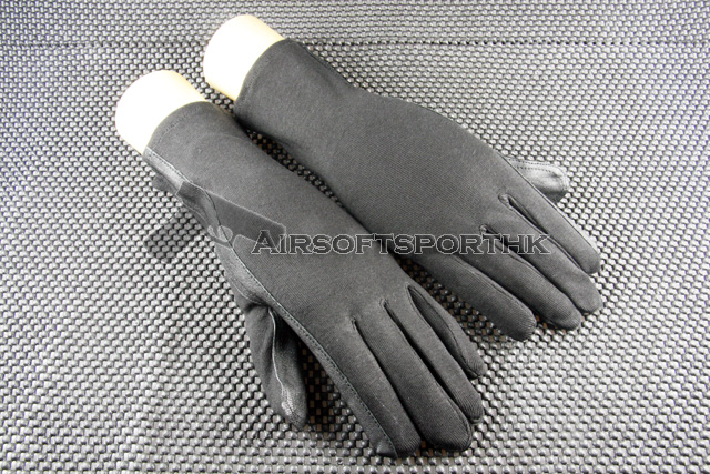 USMC Marine Military Assault Pilot Black Flight Glove