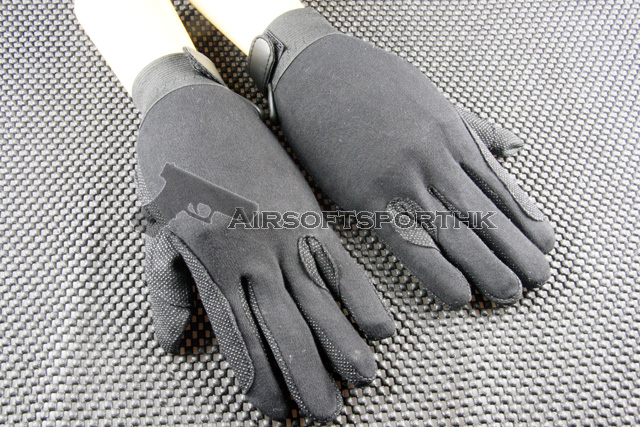 Non-Slip Light weight Black Tactical Gloves 04