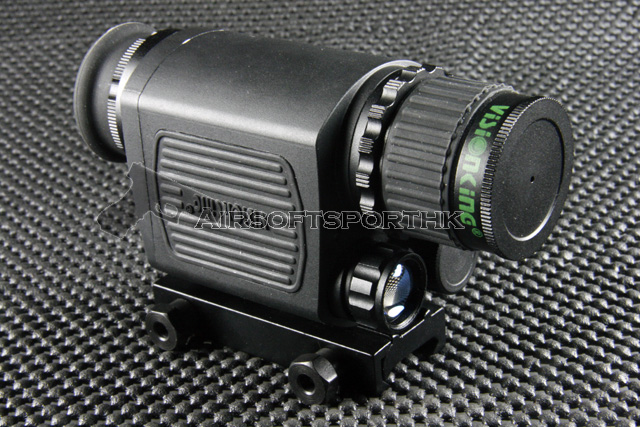 Visionking 1x20mm Black Night Vision Monocular