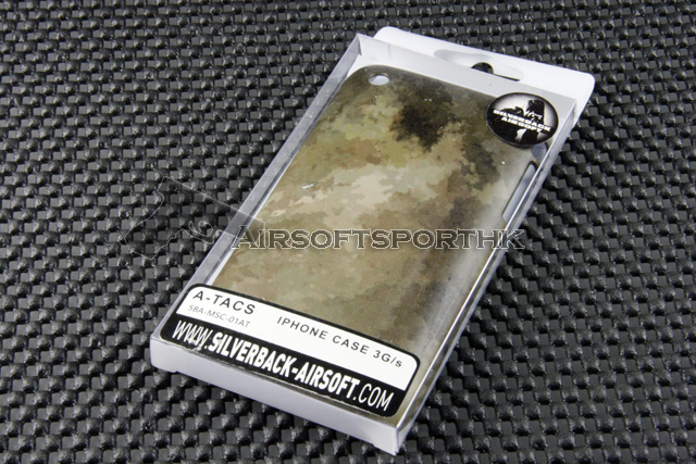 Silverback IPhone 3G Case For 3G / 3GS (A-Tacs)