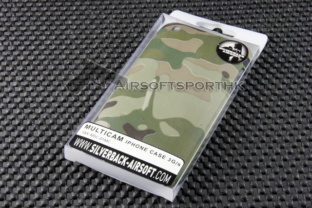 Silverback IPhone 3G Case For 3G / 3GS (Multi-Cam)