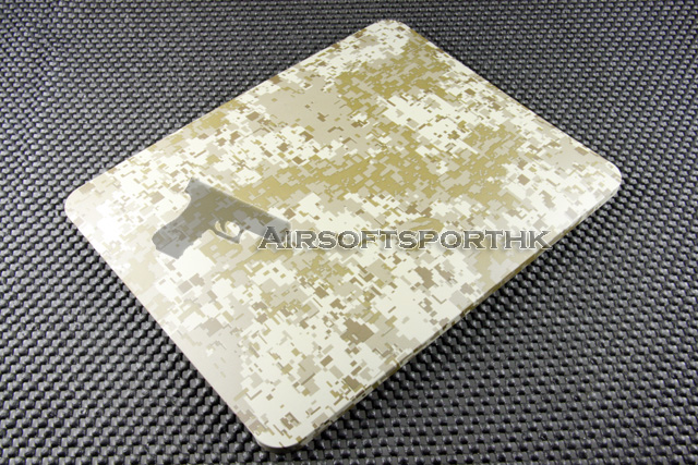 Camoholic IPad Protective Case For Apple Ipad Marpat Desert