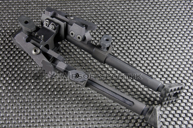 SEALS 7 to 9 Inch Spring Loaded Folding Tactical Bipod Bipod-006