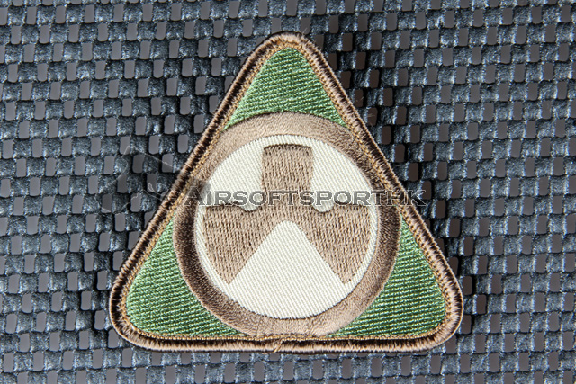 Magpul Dynamic Logo Velcro Patch - Dark Green