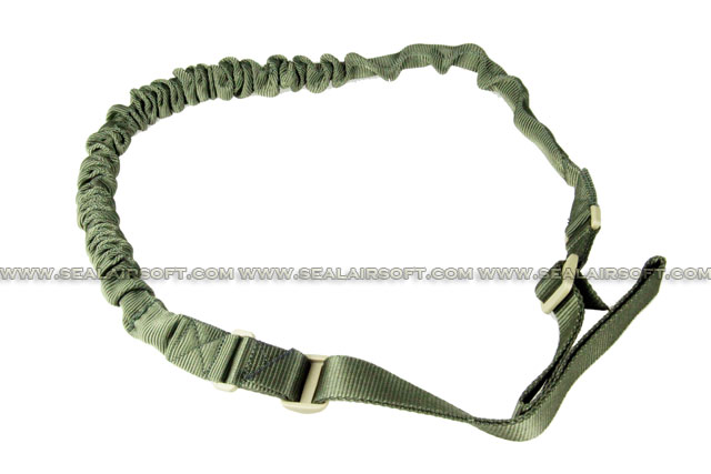 King Arms Tactical Bungee Sling (Olive Drab)