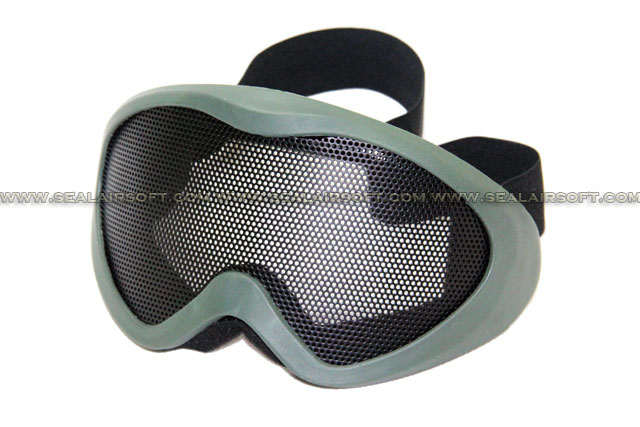 ACM X500 Eyes Protector Mesh Goggle (Olive Drab) MG-04-OD