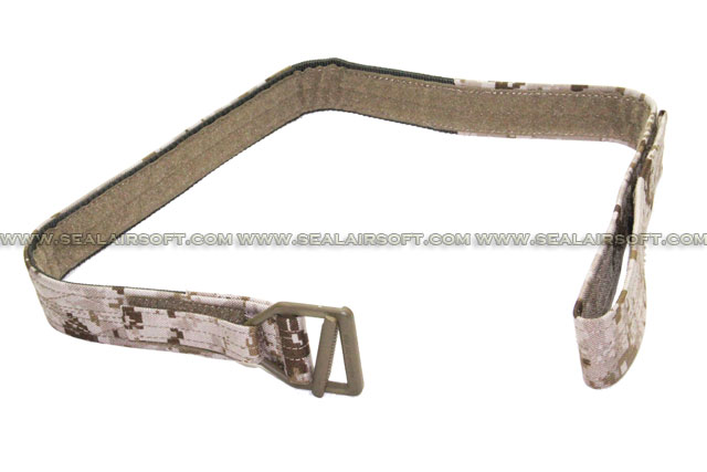Emerson CQB Tactical Digital Desert Camouflage Belt (Size Available) EM5599-DDC