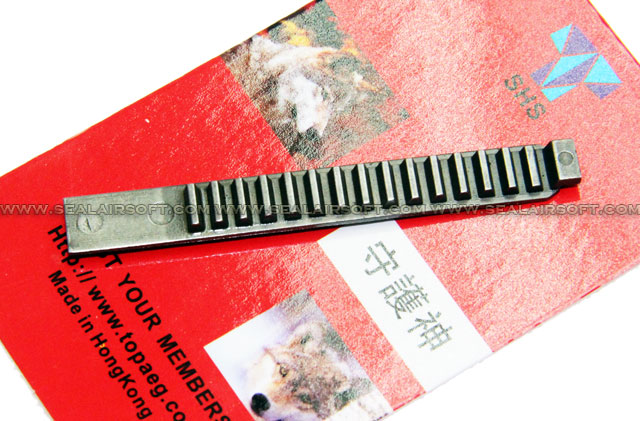 SHS 15 Steel Replacement Teeth for AEG Piston
