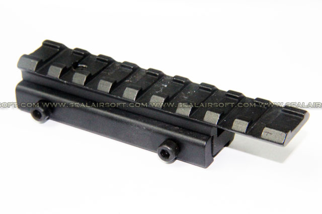 ACM 20mm Top Rail For 10mm See Though Rail Base Conversion System M067