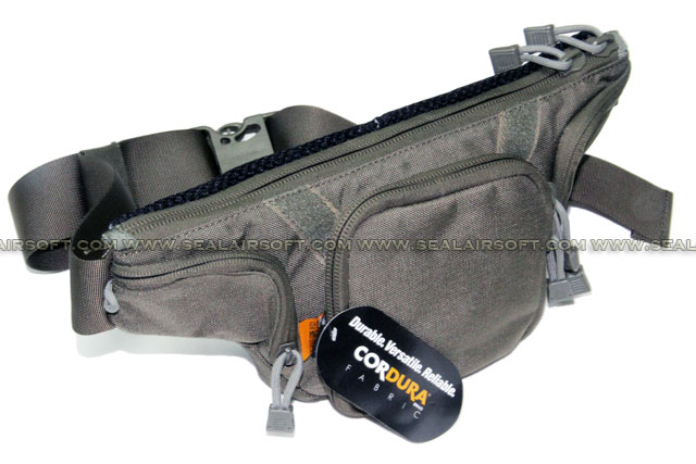 James Low Pitched Waist Pack (Ranger Green) PH-JAM303-RG