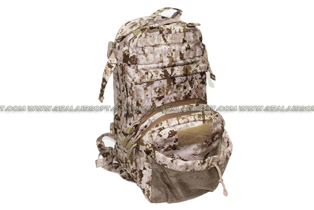 Em8619 marpat Desert Precise Emerson Outdoor Military Tactical Backpack 2595g Style Seals 3-days Pack Backpack