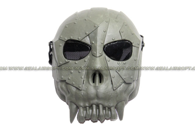 Thorn Ling Desert Corps Airsoft Mask - Olive Drab MK-DC01-OD