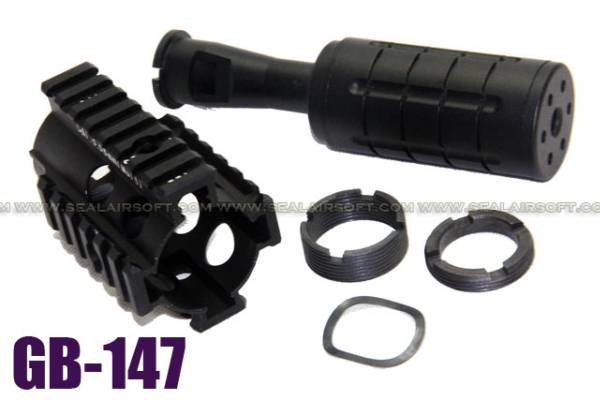 5KU Mini Patriot Front Kit for WA M4 GBB