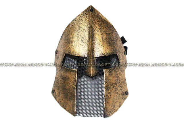 FMA Wire Mesh Sparta Mask (Chrome) FMA-TB617