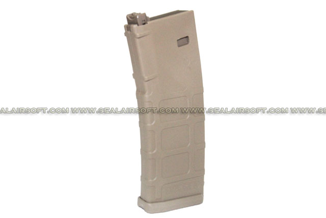 MAGPUL PTS PMAG For Systema PTW M4 AEG (Dark Earth) MAGPUL-157-DE