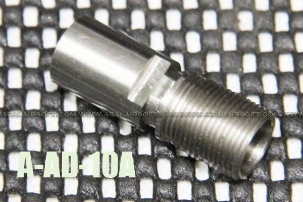 ACTION Silencer Adaptor for KSC/KWA MP7A1 (14mm CW)