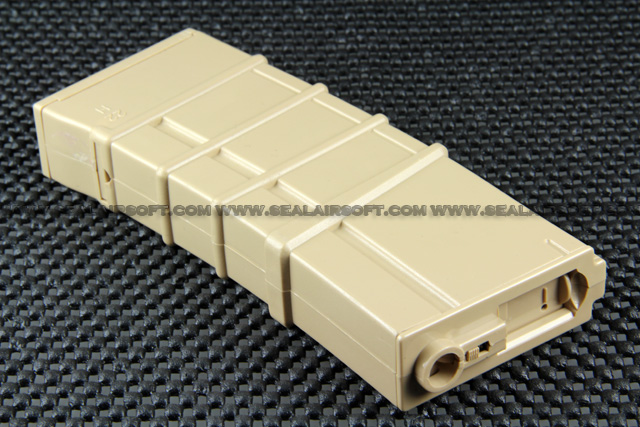 Dboys Canada Type 300 Rounds Hi-Cap Magazine For M4 / M16 AEG (Tan)