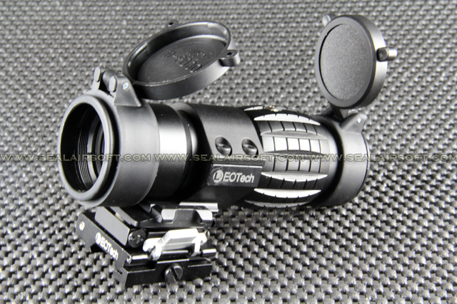 China Made 3x Magnifier With 30mm QD Flip-To-Side Mount (301 Pineapple) MS-001