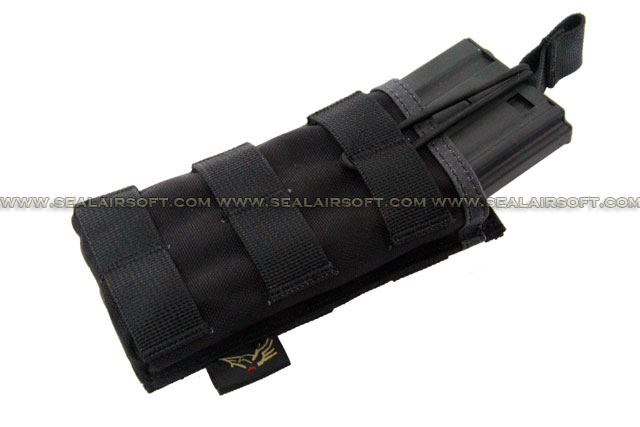 FLYYE Molle EV Universal Single Mag Pouch - Black