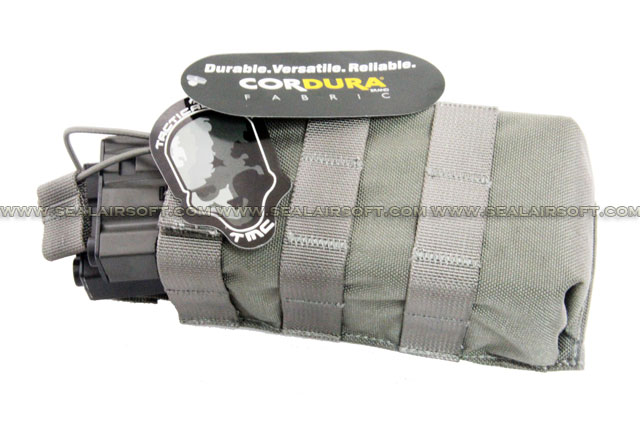 TMC MOLLE Universal Open Top Hard Big Pouch (Ranger Green)
