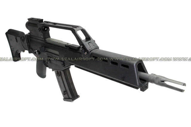 Umarex H&K G36KV Electric Blow Back AEG (Black)