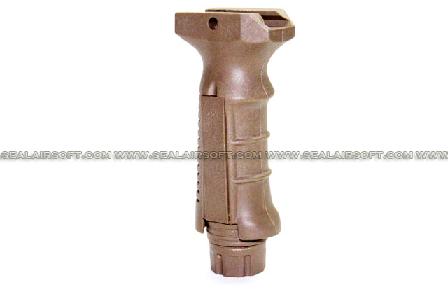 ARMY FORCE MOD II Tactical Foregrip With Pressure Switch Pouch (TAN)