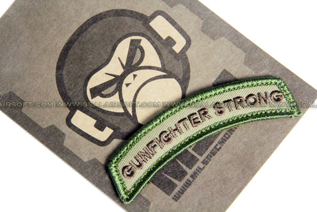 Mil-Spec Monkey Patch - Gunfighter Strong - MSM-PATCH-2002- Multicam