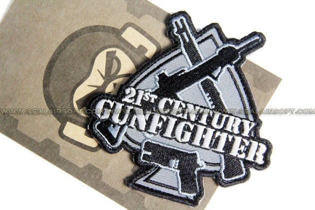 Mil-Spec Monkey Patch - 21st Century Gunfighter - MSM-PATCH-2004-SWAT