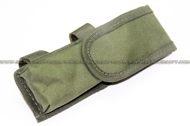 SE AEG External Large Battery Pouch Bag Pack Olive Drab SE-PH05-OD