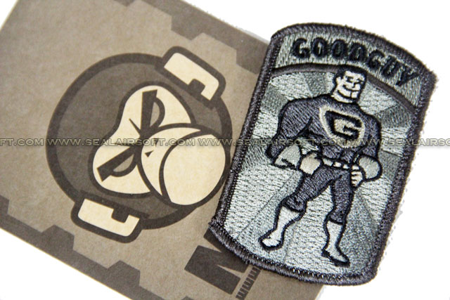 Mil-Spec Monkey Patch - Goodguy - MSM-PATCH-2007-ACU