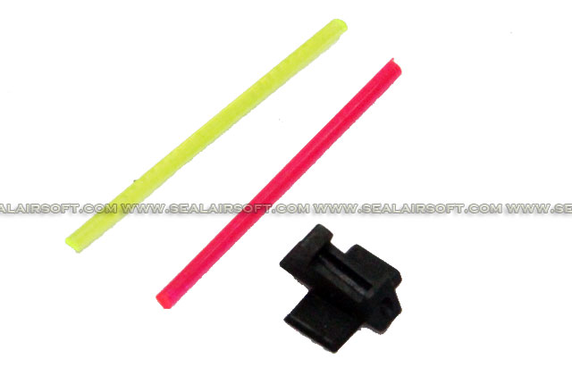 5KU Flow Fiber Sight for Marui Hi-Capa (Type 1)