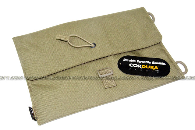 FLYYE Cordura 11inch Macbook Air Molle Cover Bag (Khaki) FY-BG-A013-KH