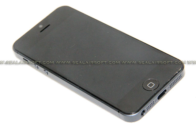 Fake Non Working 1:1 Dummy Black Screen Display For IPhone 5 5G BLACK (2)