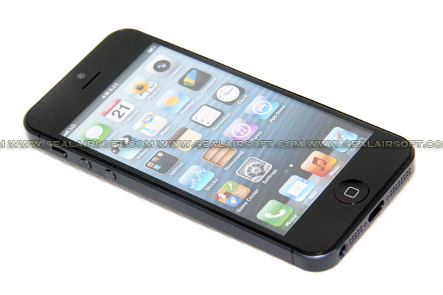 Fake Non Working 1:1 Dummy Color Screen Display For IPhone 5 5G BLACK
