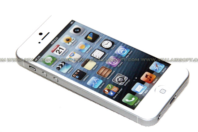 Fake Non Working 1:1 Dummy Color Screen Display For IPhone 5 5G WHITE