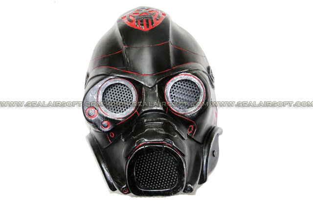 FMA Full Face Wire Mesh Starcraf 2 Spectre 1.0 Costume Paintball Mask FMA-TB558