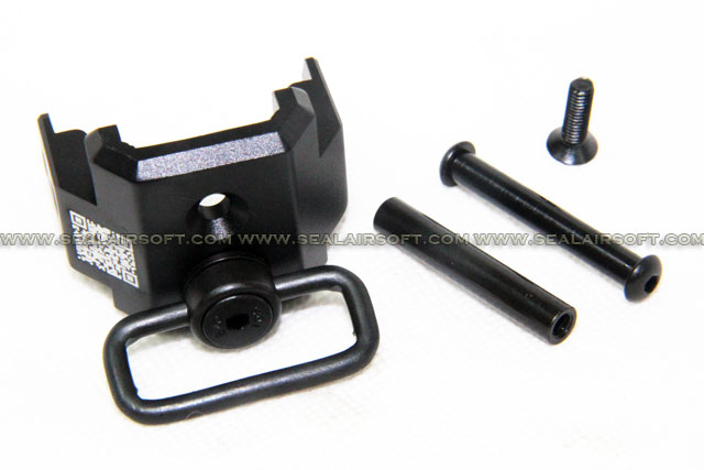 PAS Sling Swivel End For Marui / KSC / KWA MP7A1 PAS-ACC-MP7-SL