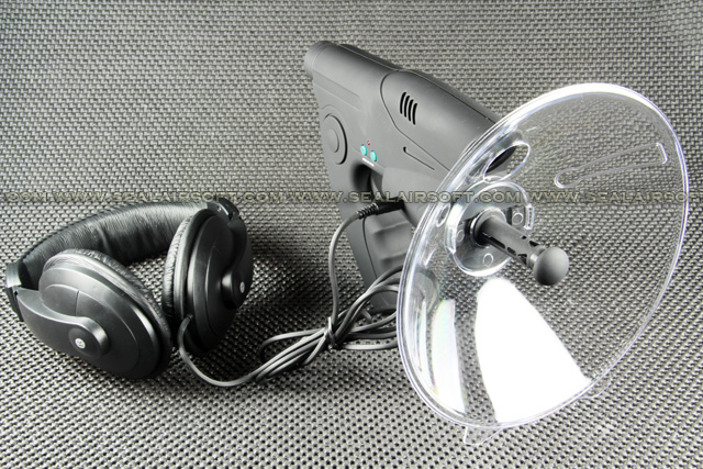 ORBITOR Spy Listening and Recording Device TM341