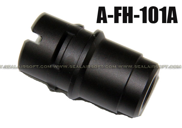 ACTION MPX QD Flash Hider (14mm CCW)