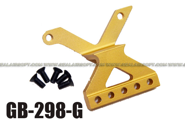 5KU C-More Mount for Hi-Capa (Type 3, Gold)