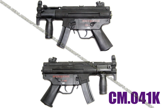 CYMA MP5K Airsoft Electric Gun Rifle AEG (CM.041K)