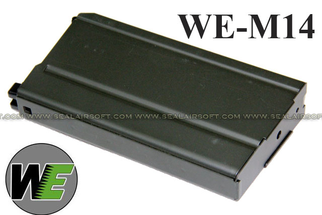 WE 20rd GAS Magazine for M14 GBB - WE-M14-MAG