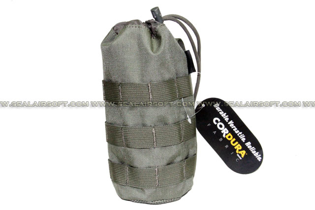 SE MOLLE 1000D CORDURA® Water Bottle Pouch (235mm x 95mm Ranger Green) SE-PH11-RG