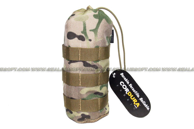 SE MOLLE 1000D CORDURA® Water Bottle Pouch (235mm x 95mm Multicam) SE-PH11-MC
