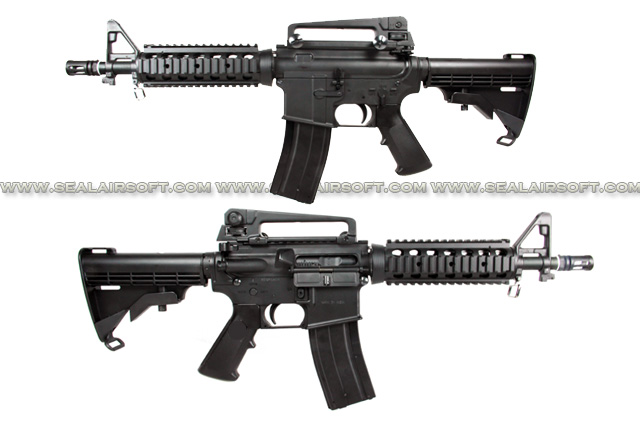 WELL M4 CQB/R Gas Blowback Rifle WELL-GBBR-G16A1