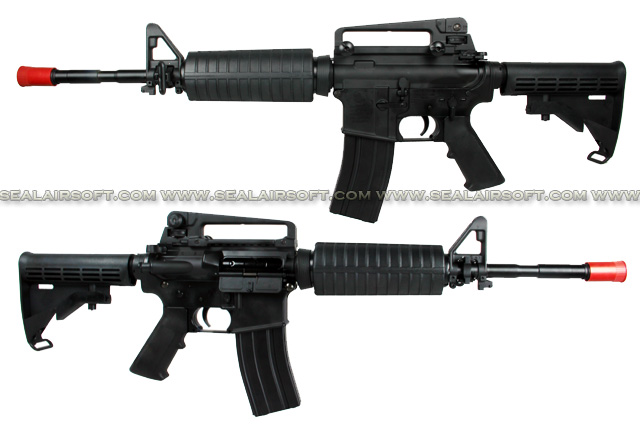 ARMY M4A1 Metal Electric Blowback Airsoft AEG (R41) ARMY-AEGR-R41