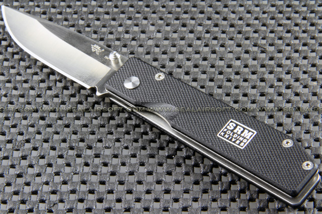 Sanrenmu Folding EDC Pererverance Black Knives - GB4-704
